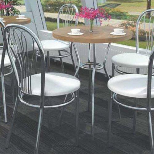 Практичные и эстетичные стулья для кафе — это доступно и недорого